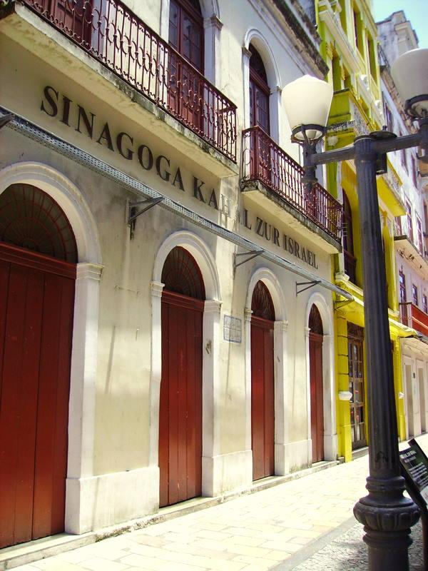Sinagora em Recife - Vá de BTG Viagens