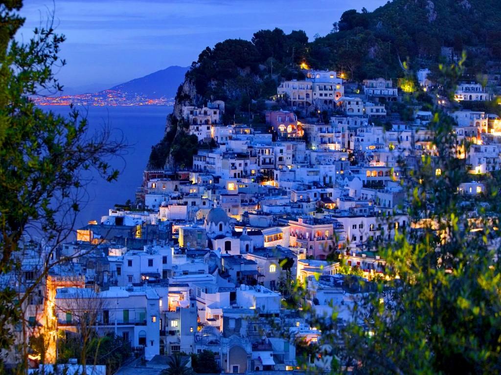 Ilha de Capri Italia