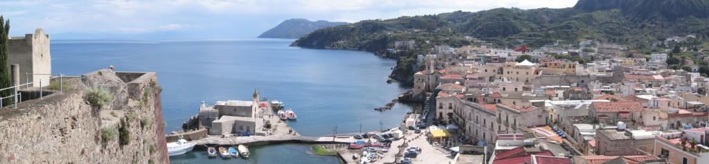 Ilha de Lipari Italia