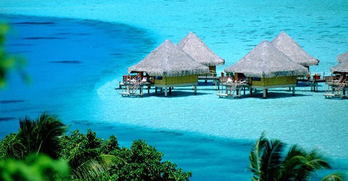 Tahiti é a principal ilha da Polinésia Francesa.