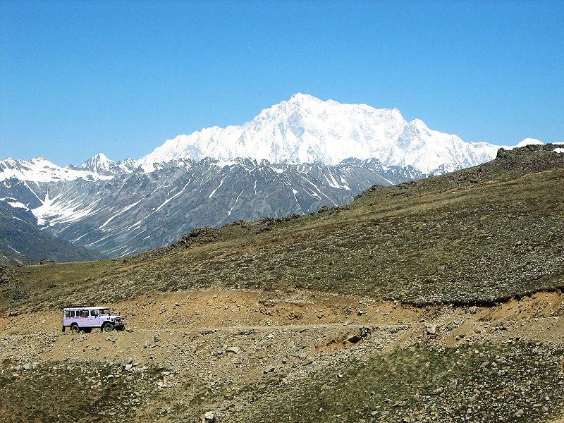 Karakoram Highway, Paquistão