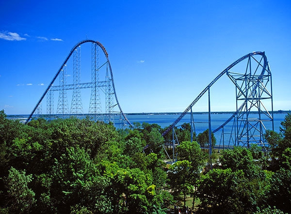 Millennium Force, Ohio