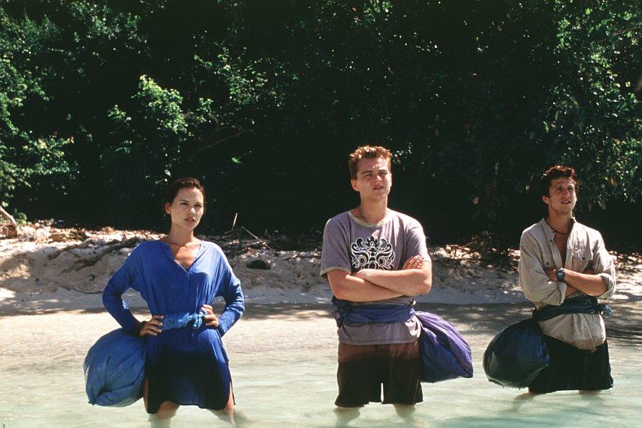 A Praia, o Filme