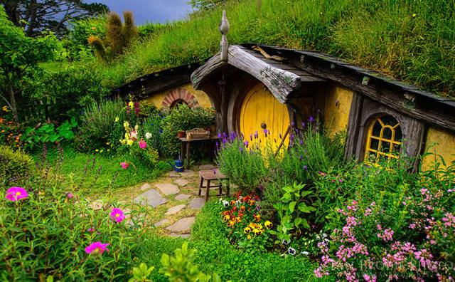 Hobbiton Nova Zelândia