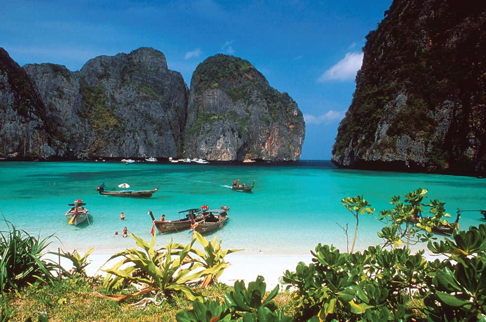 Ilhas Phi Phi, Tailândia
